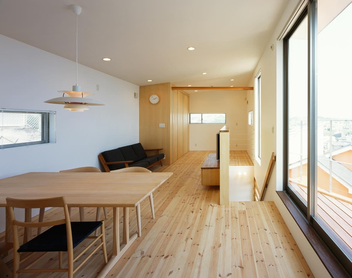 藤沢の家・K邸