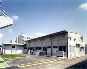 多摩美術大学八王子キャンパス計画 諸材料棟
