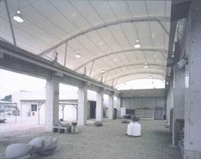 多摩美術大学八王子キャンパス計画 石彫棟