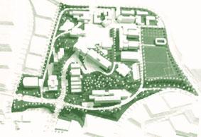 多摩美術大学 八王子キャンパス全体計画
