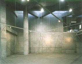 多摩美術大学八王子キャンパス計画 ギャラリー・鋳造・テラコッタ棟