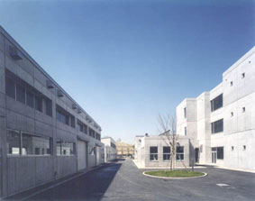 多摩美術大学八王子キャンパス計画 塑造棟