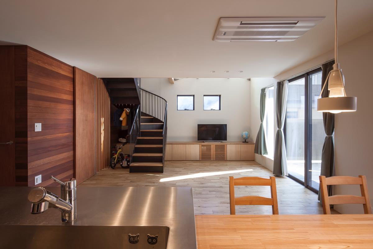 西巣鴨の家